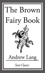 The Brown Fairy Book cover image