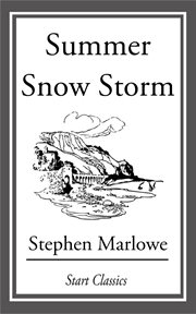 Summer Snow Storm cover image