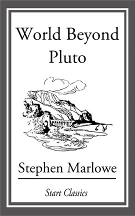 Cover image for World Beyond Pluto