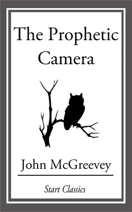 Cover image for The Prophetic Camera
