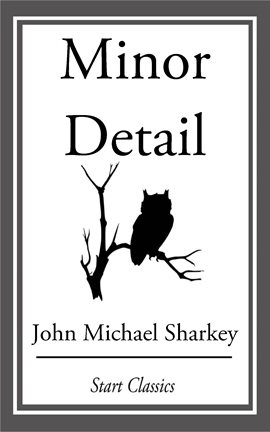 Cover image for Minor Detail