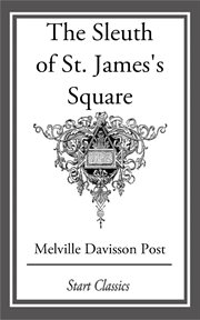 The sleuth of St. James's Square cover image