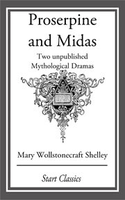 Proserpine and Midas cover image