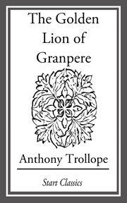 The golden lion of granpere cover image