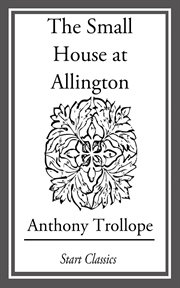 The Small House at Allington cover image