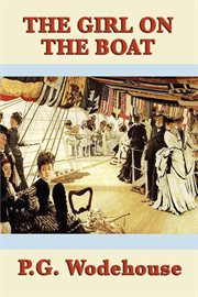 The girl on the boat cover image