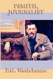 Psmith, Journalist cover image