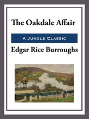 The Oakdale Affair cover image