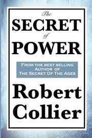 The secret of power cover image