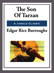 The son of Tarzan cover image