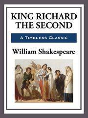 King Richard the Second cover image