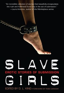 Cover image for Slave Girls: Erotic Stories of Submission