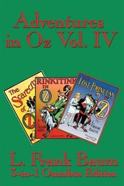 Adventures in Oz. Vol. IV cover image