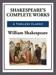 Shakespeare's Complete Works cover image