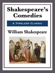 Shakespeare's Comedies cover image