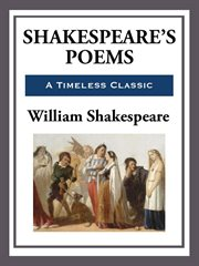 Shakespeare's Poems cover image