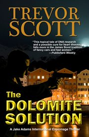 The Dolomite Solution cover image