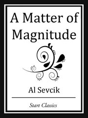A matter of magnitude cover image