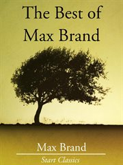 The Best of Max Brand cover image