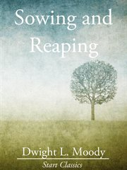 Sowing and Reaping cover image