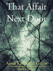 That Affair Next Door cover image