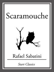 Scaramouche cover image