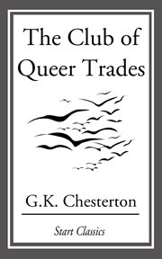 The Club of Queer Trades cover image