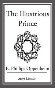 The illustrious prince cover image