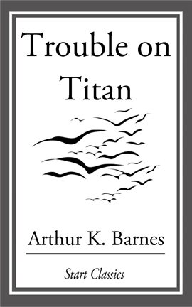 Cover image for Trouble on Titan