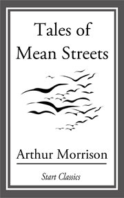 Tales of Mean Streets cover image