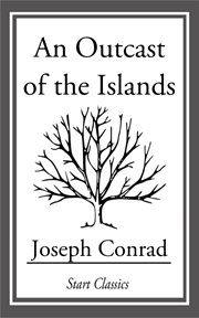 An outcast of the islands cover image