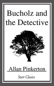 Bucholz and the detective cover image