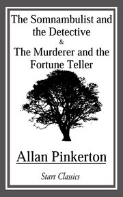 Somnambulist and the Detective and The Murderer and the Fortune Teller cover image