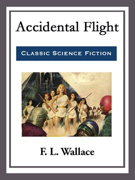 Cover image for Accidental Flight
