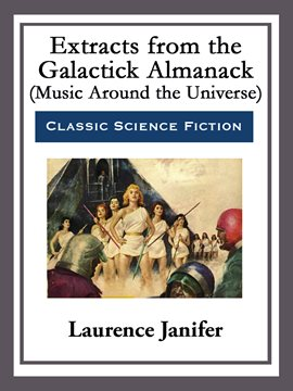 Cover image for Extracts from the Galactick Almanack