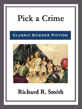 Cover image for Pick a Crime