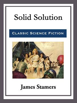 Cover image for Solid Solution