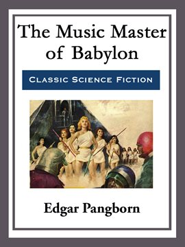 Cover image for The Music Master of Babylon