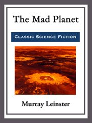 The mad planet cover image