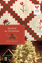 Quilted by Christmas cover image