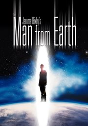 Jerome Bixby's The man from Earth cover image
