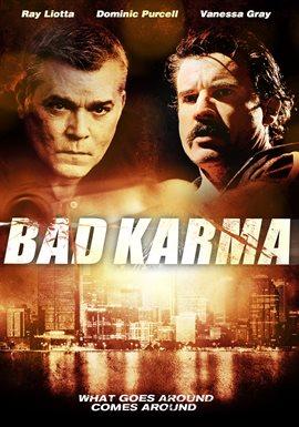 Cover image for Bad Karma