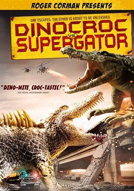 Dinocroc vs. Supergator / David Carradine