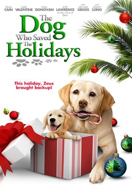The Dog Who Saved the Holidays image cover