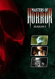 Masters of horror. Season 1 cover image