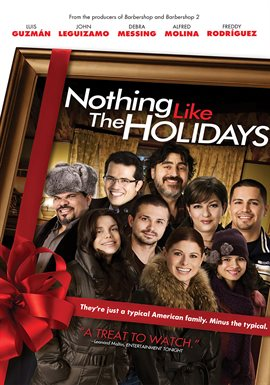Nothing Like the Holidays image cover