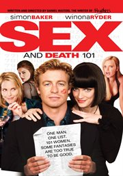 Sex and death 101 cover image