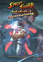 Street fighter alpha. Generations cover image