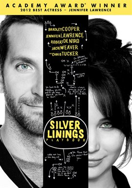 Silver Linings Playbook - 2012 motion picture starring Bradley Cooper and Jennifer Lawrence