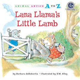 Lana Llama's Little Lamb